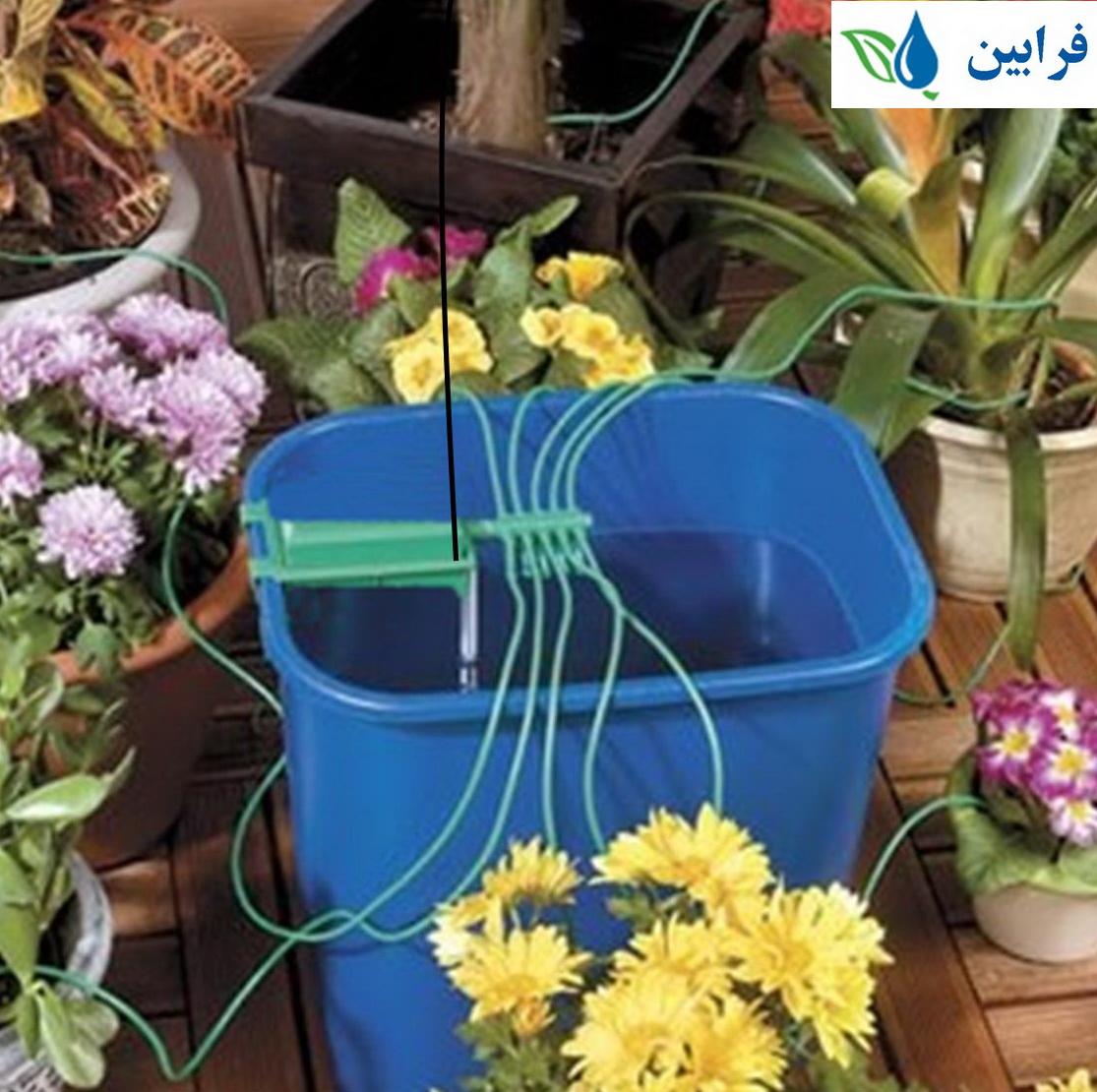 Система полива своими руками комнатных растений 982
